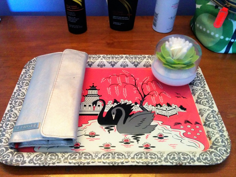 Grandma Dietrich's Drink Tray